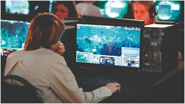 Top 5 Technologies behind Online Internet Games