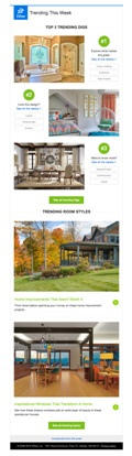 Make Use Of Modular Options In Promotional Emails For Properties