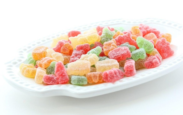 Types of CBD gummies and their separate effects