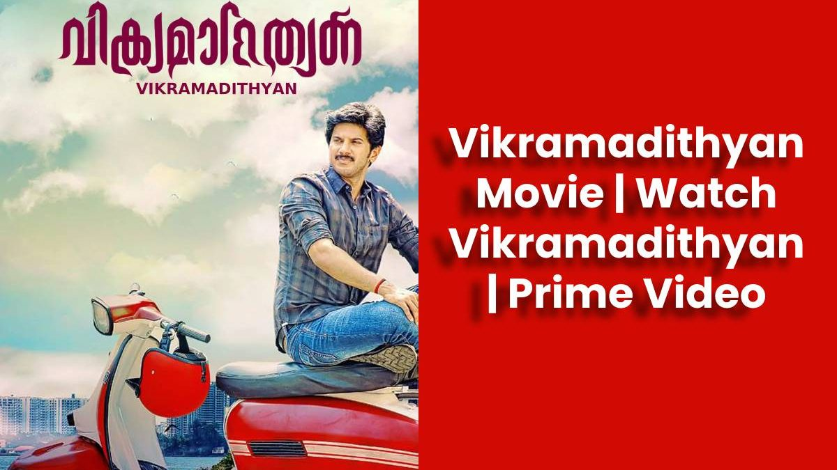 Vikramadithyan Movie | Watch Vikramadithyan | Prime Video